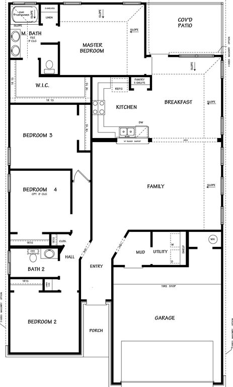 Oxford Floor Plan, Killeen Texas, Lakeview Community, Buy a Home, Buy a Home Near Fort Hood, Tropicana, NextHome tropicana
