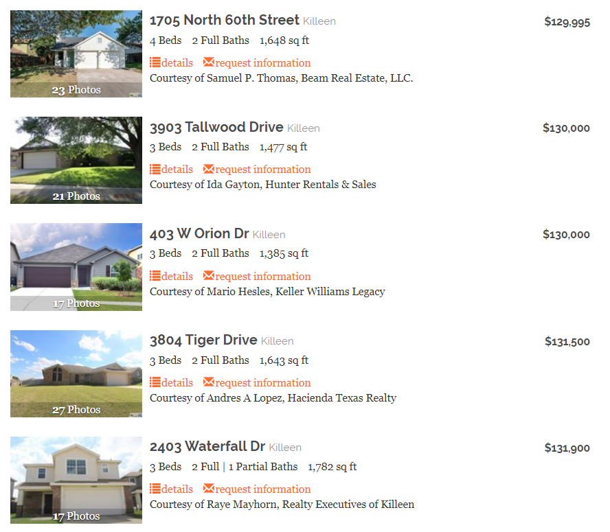 New Homes for Sale, Killeen TX, Texas, home for sale, NH Tropicana, NextHome
